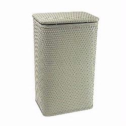 126-SG Redmon Chelsea Collection Apartment Hamper - Sage Green