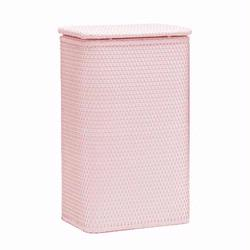 Redmon 126-CP Chelsea Collection Apartment Hamper - Crystal Pink