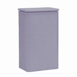 126-PA Redmon Chelsea Collection Apartment Hamper - Purple Ash