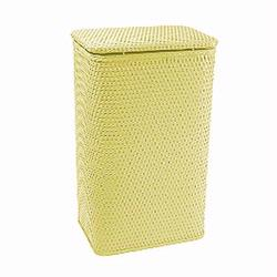126-Y Redmon Chelsea Collection Apartment Hamper - Yellow