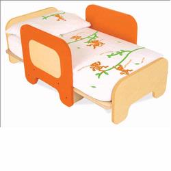 Pkolino 1045 Toddler Bed - Orange
