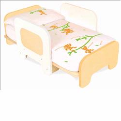 Pkolino 1046 Toddler Bed - White