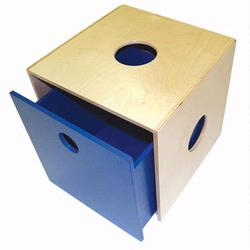 1390 Pkolino Kube Drawer - Blue