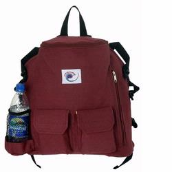 BP4 Ergo Baby Cranberry Back Pack