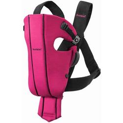Baby Bjorn 023078US 2009 Original Spirit Baby Carrier - Pink Passion