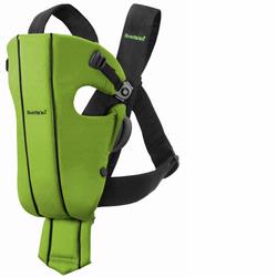 Baby Bjorn 023073US 2009 Original Spirit Baby Carrier - Green Energy