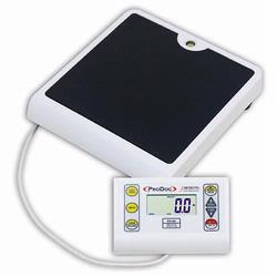 Detecto PD100 Low Profile Physician Scale With Remote Display