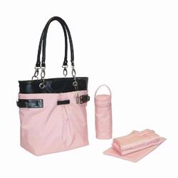 Kalencom 2965 Ultimate Tote Diaper Bag - Baby Pink