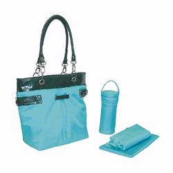 Kalencom 2965 Ultimate Tote Diaper Bag - Blue