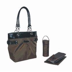 Kalencom 2965 Ultimate Tote Diaper Bag - Chocolate