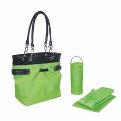Kalencom 2965 Ultimate Tote Diaper Bag - Green