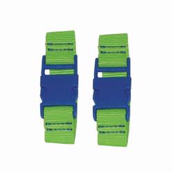 Kalencom 1735 Stroller Straps - Apple - Royal Clips