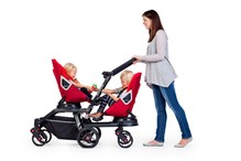 Orbit Baby Double Helix Stroller Free Shipping