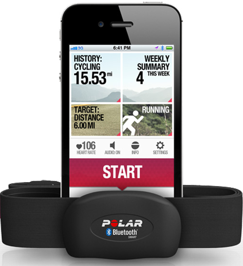 Iphone Bluetooth Heart Rate Monitor App