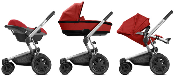 Quinny Buzz Xtra Strollers Collections - FREE Shipping
