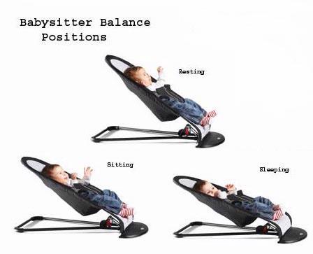 BabyBjörn Balance, hamaca para bebe, chollo amazon