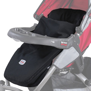 Britax Chaperone Foot Muff Kit - Black
