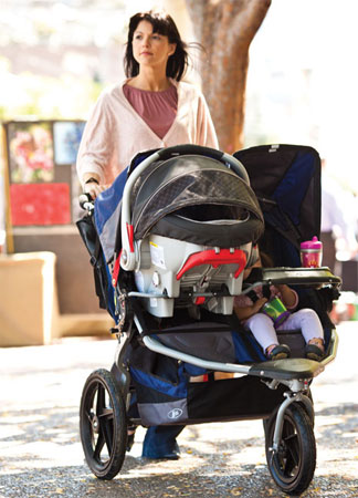 Car Seat Safety Check >> BOB Revolution SE Duallie Jogging Strollers - Free Shipping!