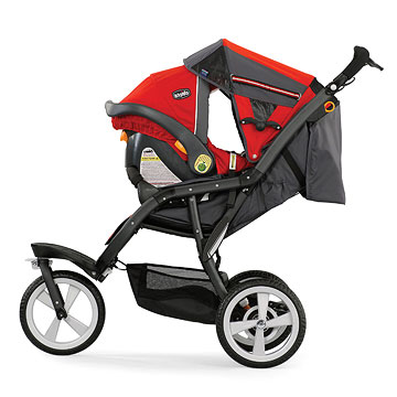 S3 All-Terrain Stroller Travel System