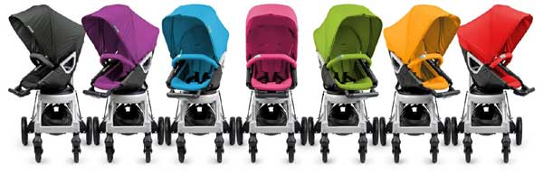 G2 Stroller Color Packs