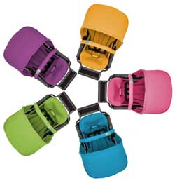 Vibrant G2 Stroller Color Packs
