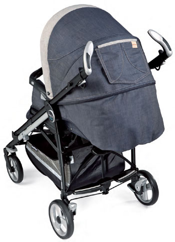peg perego switch four baby stroller free shipping. Black Bedroom Furniture Sets. Home Design Ideas