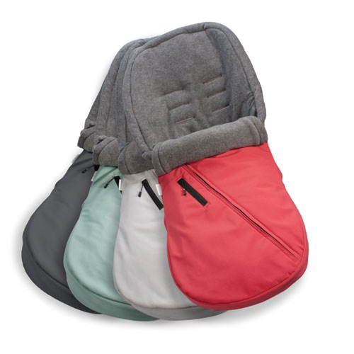 UPPAbaby Footmuffs