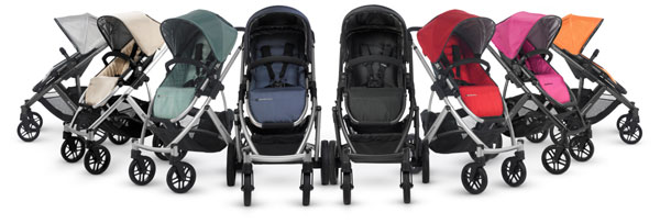 UPPAbaby 2012 Vista Strollers