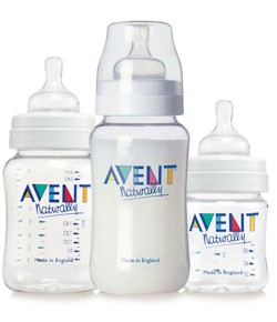 Avent Natural Feeding Bottles