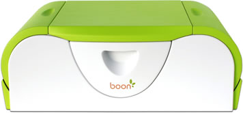 Boon Frog Pod Toy Storage