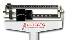 D-495 Detecto Wheelchair Scales