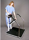 Detecto 6868 Digital Combo Handrail Scale / Chair Scale