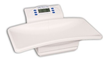 Detecto 8440 digital infant scale