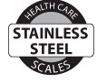 Detecto Stainless Steel Medical Scales