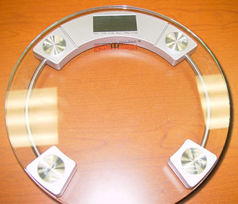 DigiWeigh DW-66 digital bathroom scales