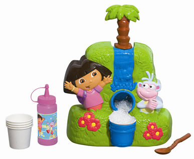 Dora the Explorer Sno-Cone Maker