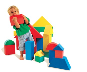 Edushape 700140 Giant Blocks
