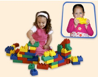 Edushape Mini Edublocks