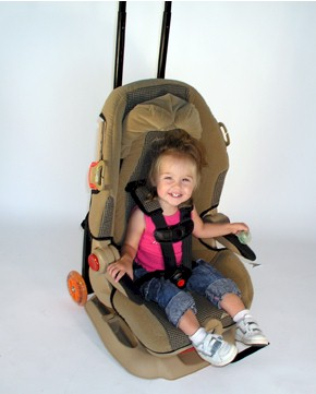 GoGo Babyz Kidz Travelmate Stroller Attachment