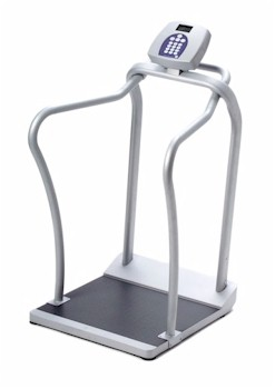 Health O Meter 2101KL Medical Handrail Scale
