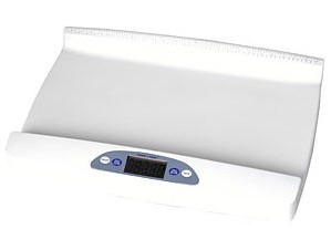 HealthOMeter 553KL Portable Digital Baby Scales
