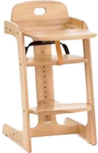 Kettler 4883 Tipp-Topp High Chair