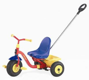 Kettler 8839-590 Air Navigator Kettrike Tricycle