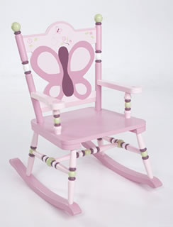 Levels of Discovery Sugar Plum Rocker - Model LOD70003