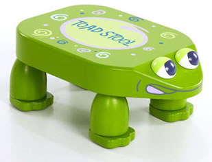 Levels of Discovery Toad Stool - Model OSS30009