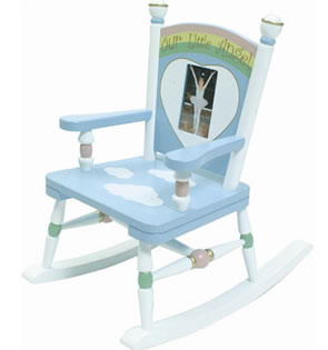 Levels of Discovery Princess Mini Rocker - Model RAB10003
