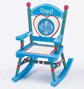 Levels of Discovery Time Out Mini Rocker - Model RAB10005