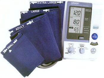 Model HEM-907XL Professional Blood Pressure Monitor