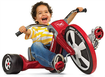 Radio Flyer Big Flyer Trike