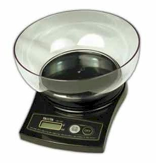 Tanita KD-160 digital cooking scales are perfect for weighing ingredients for cooking, measuring portion sizes for diets. This scale is also terrific for general household use, such as weighing mail for postage and more. The KD-160 digital cooking scale is switchable Grams or Ounces